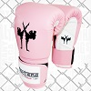 FIGHTERS - Boxhandschuhe / Girl Power / Pink / 10 oz